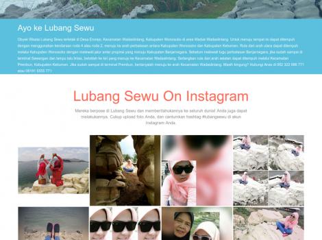 lubangsewu.com