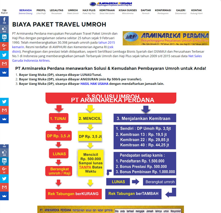PT Arminareka Perdana